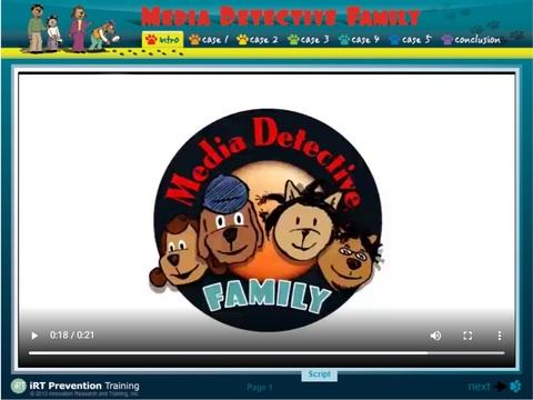 Media Detective Family screenshot