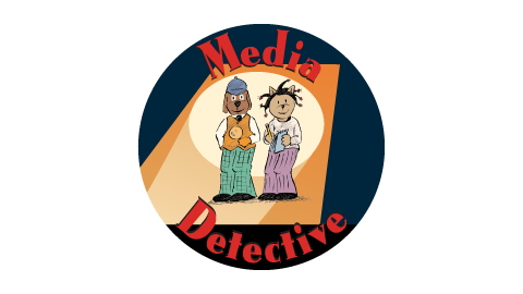 IRT media detective logo png
