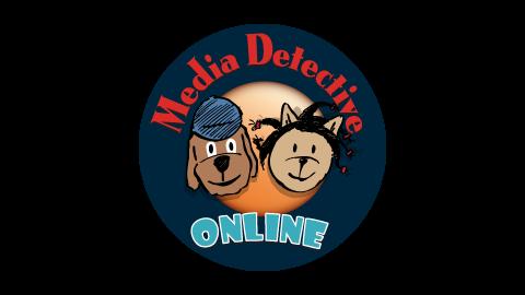 IRT media detective online logo png