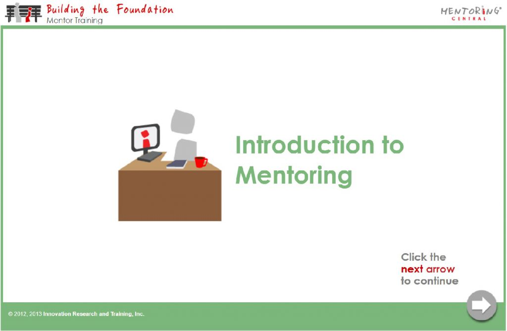 Preparing for Mentoring Image